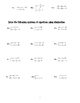 System of Equations Packet ~ 8th or 9th grade math