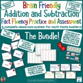 A Total System for Addition and Subtraction Fact Fluency