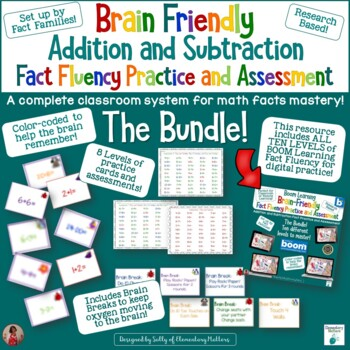 A Total System for Addition and Subtraction Fact Fluency by ...