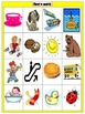 Systematic Short Vowel Picture/Word Match Literacy Center