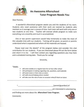 Systematized TUTOR PROGRAM