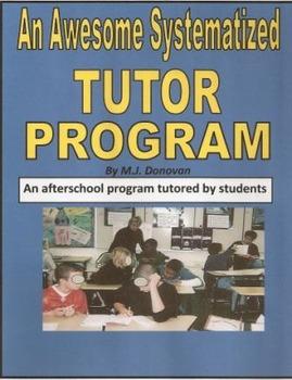 Systematized TUTOR PROGRAM