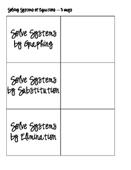 Systems Foldable