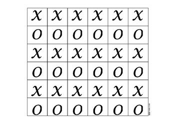 Systems Of Equations Tic Tac Toe