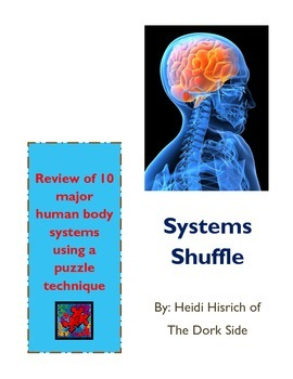 Systems Shuffle (Anatomy of Human Body Review)
