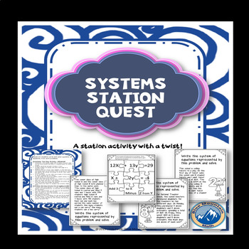 Systems Station Quest