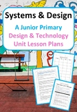 Systems and Design - Junior Primary (Design and Technology Unit)