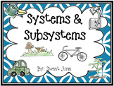 Systems and Subsystems Activity