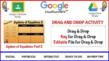 Systems of Equations 2