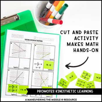 Systems of Equations Activity Bundle