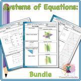 Systems of Equations: Bundle
