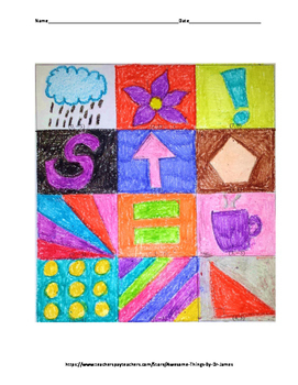 Systems of Equations Create and Color
