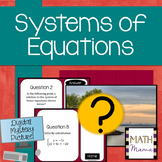 Systems of Equations!
