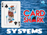 Systems of Equations Fun Review Game - Card Shark