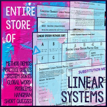 Systems of Equations Package (Linear Systems)