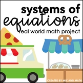 Systems of Equations Project