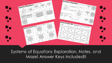 Systems of Equations Resources