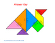 Systems of Equations Set 1 w/Substitution-Tangram puzzles(