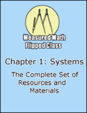 Systems of Equations - The Complete Set of Resources to Flip Algebra II Trig