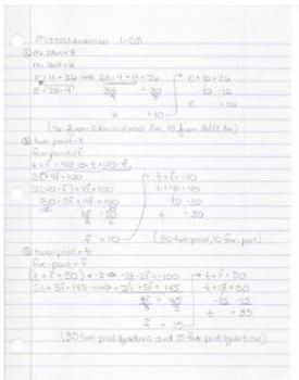 Systems of Equations Word Problems - Miscellaneous - Worksheet Assess Task Cards