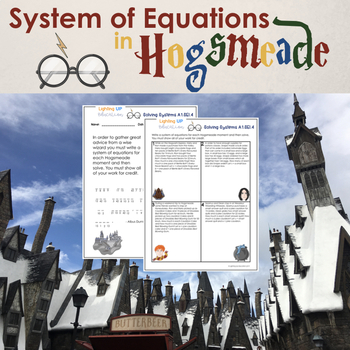 Systems of Equations in Hogsmeade