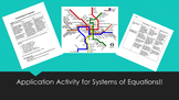 Systems of Equations in Transportation