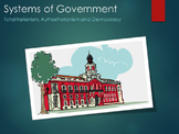 Government Systems Powerpoint