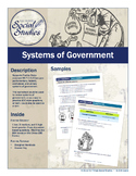 Systems of Government practice questions