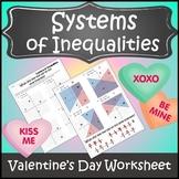 Valentines Day Algebra Activity {Systems of Inequalities Activity}