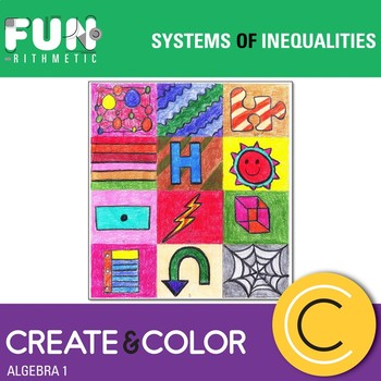 Systems of Inequalities Create and Color