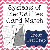 Systems of Inequalities ~ Matching Systems and Graphs Activity