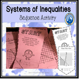 Systems of Inequalities Sequence Activity