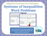 Systems of Inequalities Word Problems