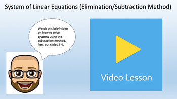 System of Linear Equations Bundle - Everything You Need!