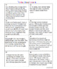 Systems of Linear Equations Card Sort