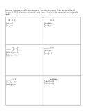 Systems of Linear Equations Circuit