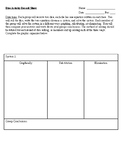 Systems of Linear Equations Dice Activity