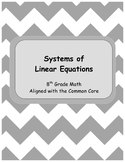 Systems of Linear Equations - Flipped Classroom - Videos