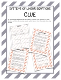Systems of Linear Equations Game
