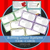 Solving Linear Systems & Graphing a System of Inequalities