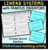 Solving Systems of Equations using Any Method Famous Inven
