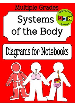 Systems of the Body - Diagrams