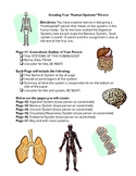 Systems of the Human Body Project