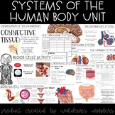 Systems of the Human Body Unit Plan