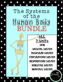Systems of the Human Body--Unit on Inquiry, Note-taking, Performance Assessment