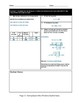 Sytem of Linear Equations Word Problems Scaffold Notes