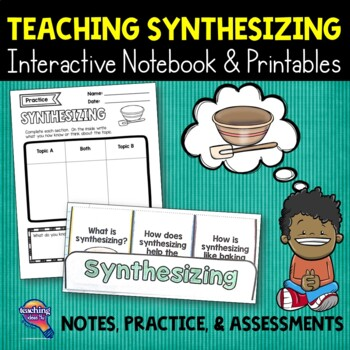 Synthesizing Reading Strategy Unit: Notes, Practice, & Ass