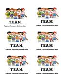T.E.A.M. Folder Labels  Version 2