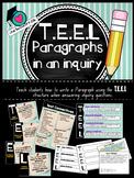T.E.E.L Paragraph Structure