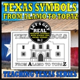 T IS FOR TEXAS (State Symbols Dictionary)